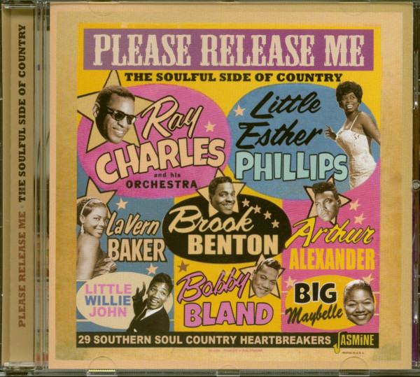 Please Release Me - The Soulful Side Of Country (CD)