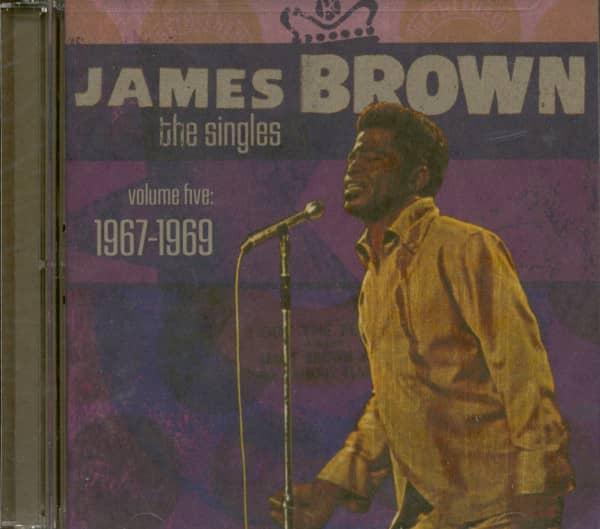 The Singles-1967-69 Vol.5 (2-CD)