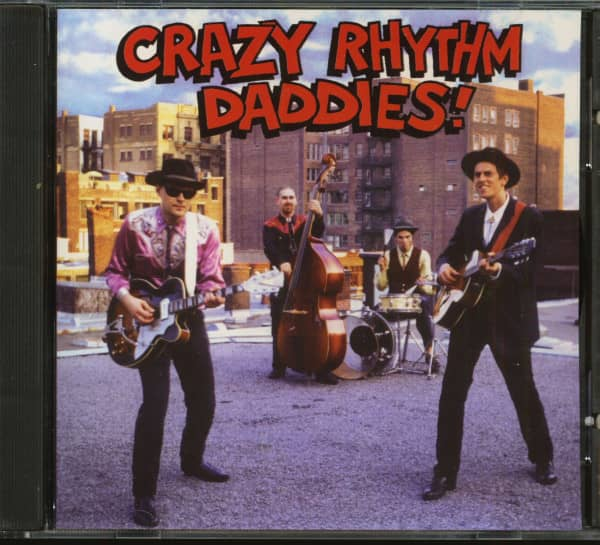 Crazy Rhythm Daddies! (CD)