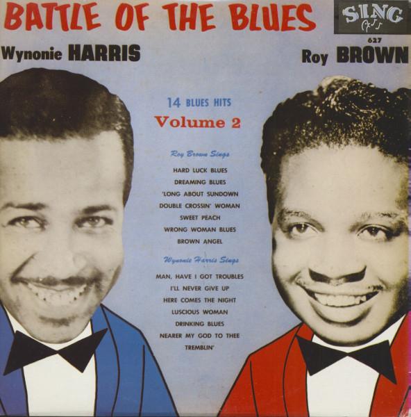 Battle Of The Blues, Vol.2 (LP)