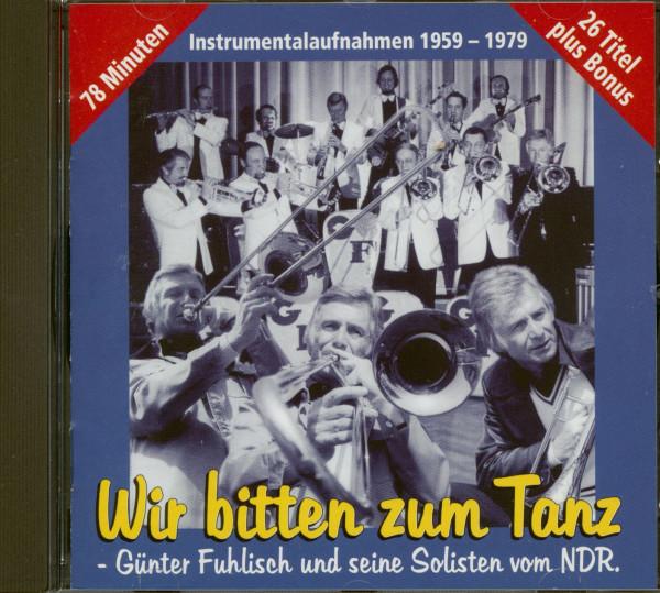 Wir bitten zum Tanz 1959-1979 (CD)