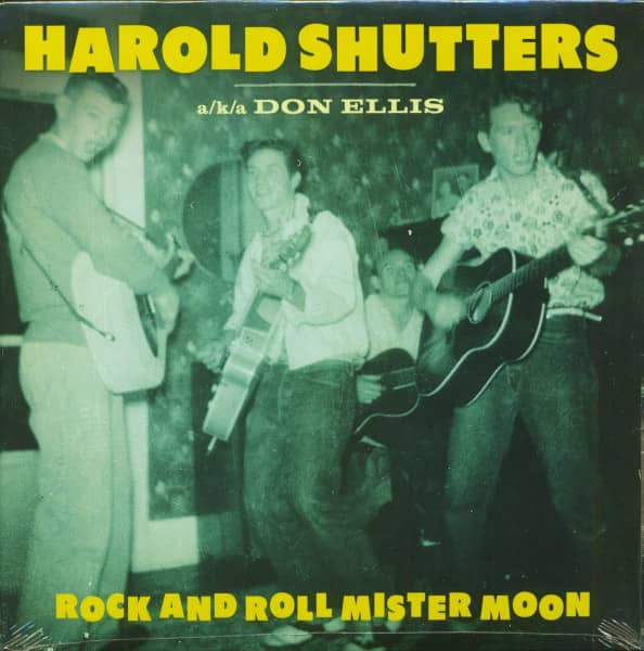 Rock And Roll Mister Moon (LP)