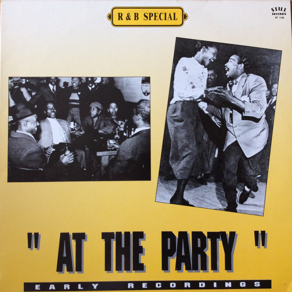 At The Party - Early R&B Stompers (LP)