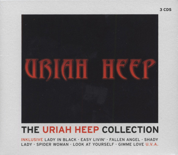 The Uriah Heep Collection (3-CD)