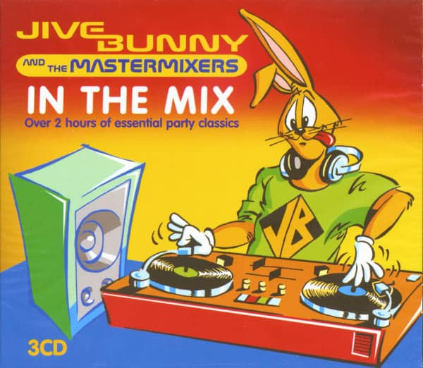 Jive Bunny & The Mastermixers - In The Mix (3-CD)