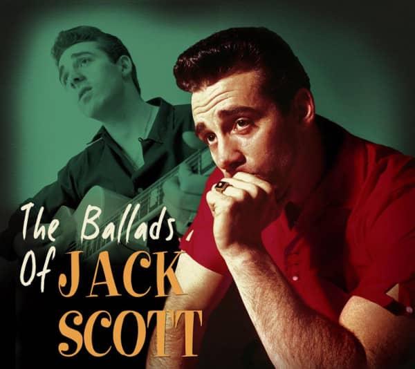 The Ballads of Jack Scott (CD)