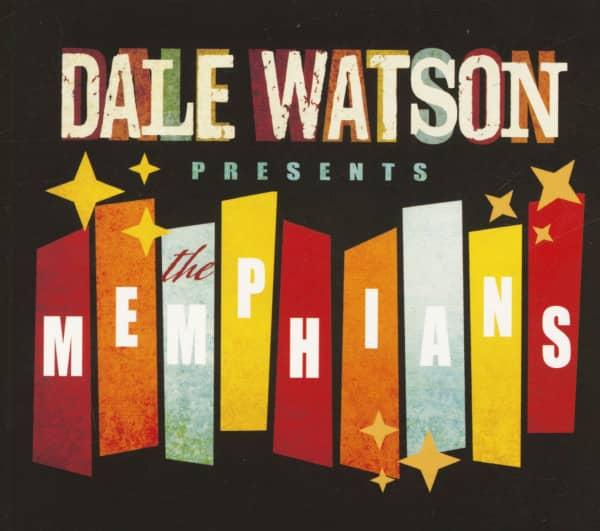 Dale Watson Presents The Memphians (CD)