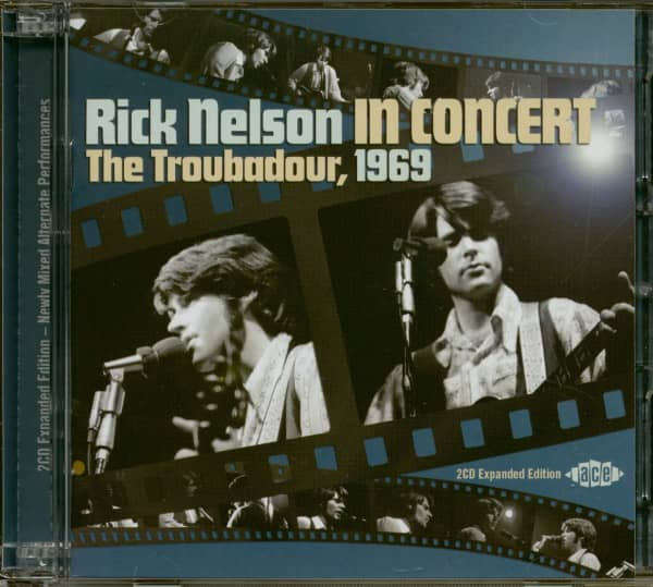 Rick Nelson In Concert - The Troubadour, 1969 (2-CD)
