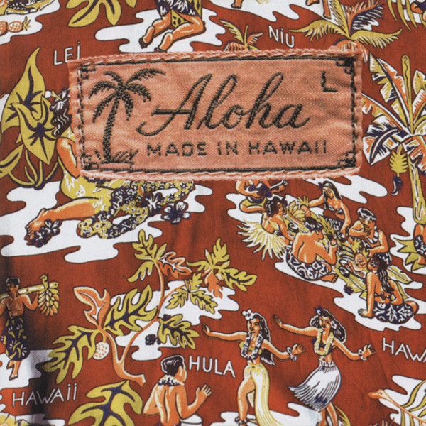 Aloha - Made In Hawaii