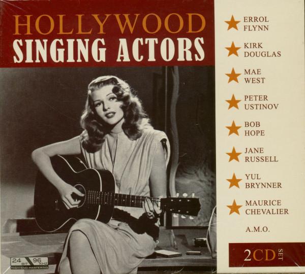 Hollywood Singing Actors (2-CD)