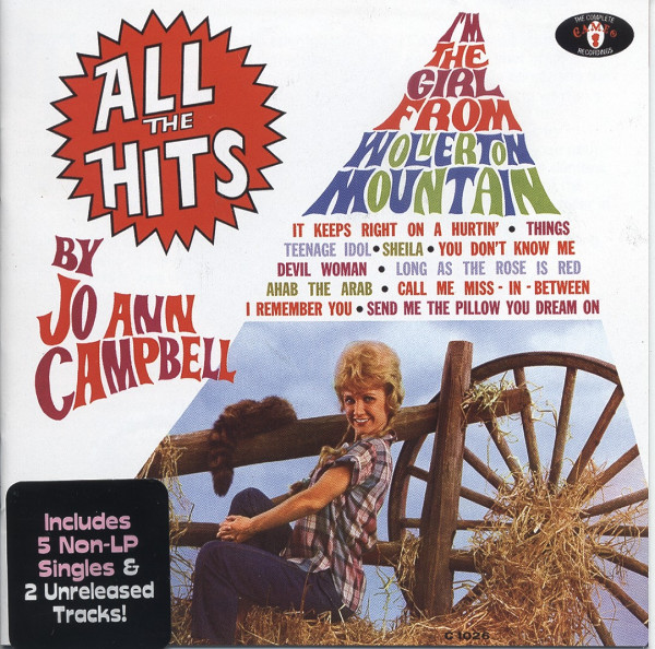All The Hits...plus - Her Complete Cameo Recordings (CD)