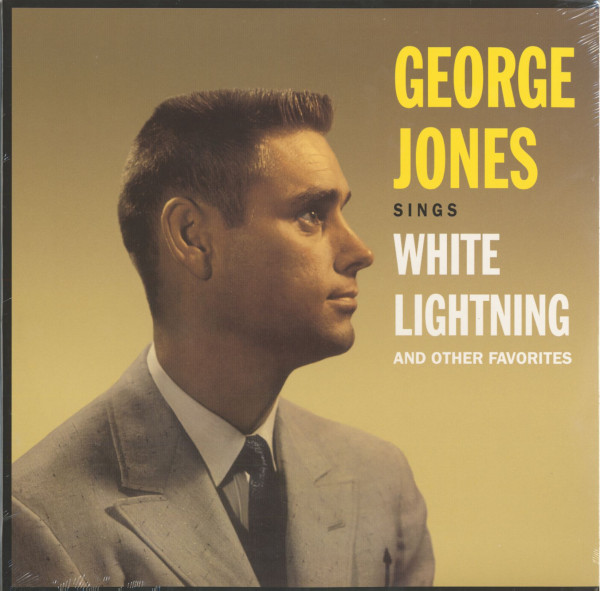 Sings White Lightning And Other Favorites...plus (180g Vinyl)
