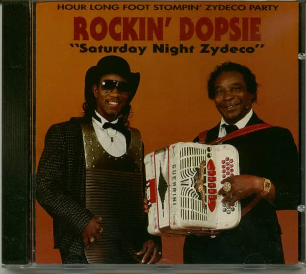Saturday Night Zydeco (CD)