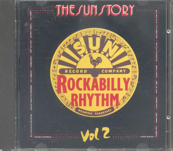 The Sun Story Vol.2 - Rockabilly Rhythm (CD)