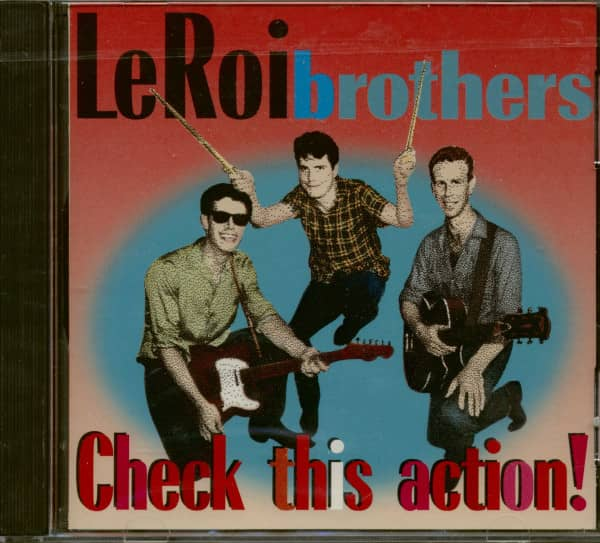 Check This Action (CD, Cut-Out)