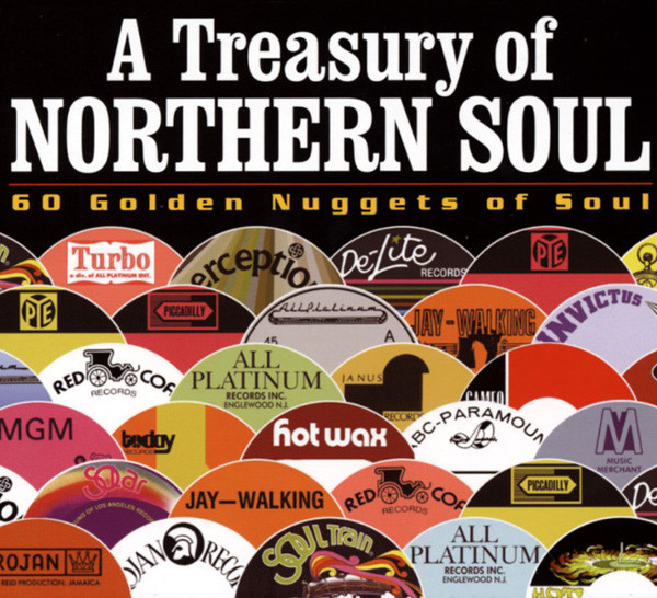 A Treasury Of Northern Soul 3-CD