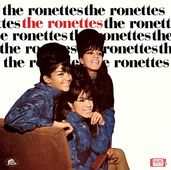 The Ronettes Featuring Veronica (180g Vinyl)