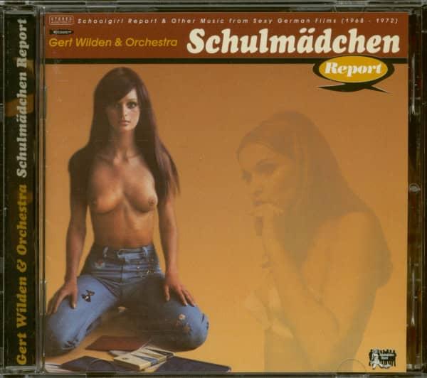 Schulmädchen Report (CD)