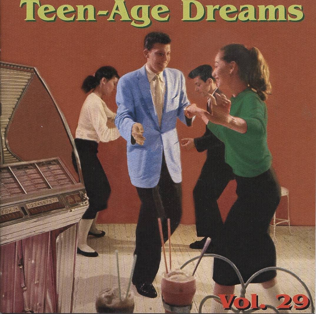 Dvd Teen Dreams Vol 28