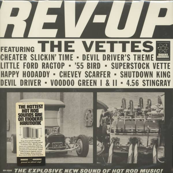 Rev-Up (LP)