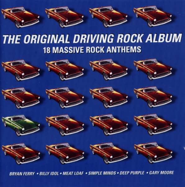 The Original Driving Rock Album (CD)
