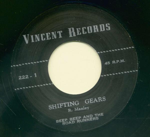 Shifting Gears b-w True Love Knows (7inch, 45rpm)