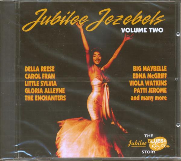 Jubilee Jezebels - The Jubilee Blues & Rhythm Story Vol.2 (CD)