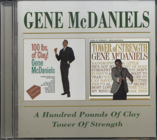 One Hundred Pounds Of Clay - Tower Of Strength (CD)