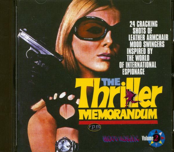 Thriller Memorandum (CD)