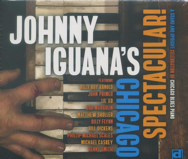 Johnny Iguana's Chicago Spectacular! (CD)