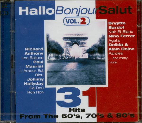 Hallo Bonjour Salut Vol.2 (2-CD)