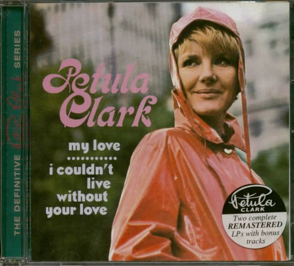 My Love - I Couldn´t Live Without Your Love (CD)