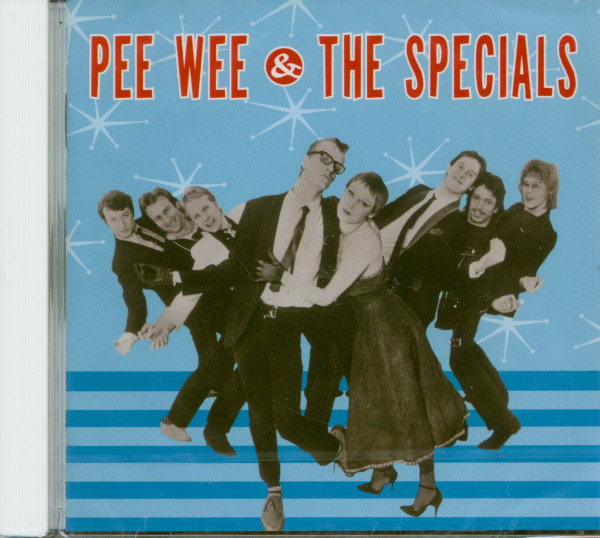 Pee Wee & The Specials (CD)