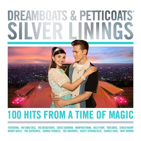 Dreamboats & Petticoats: Silver Linings (4-CD)