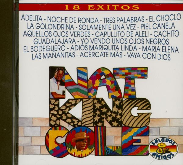 18 Exitos (CD)