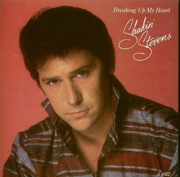 Breaking Up My Heart - I'll Give You My Heart (PS, SC, 45rpm)