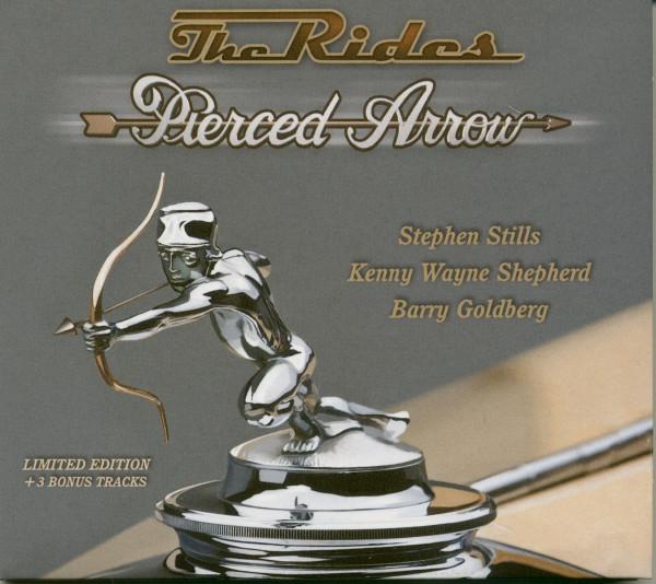 Pierced Arrow (CD, Ltd. Edition)