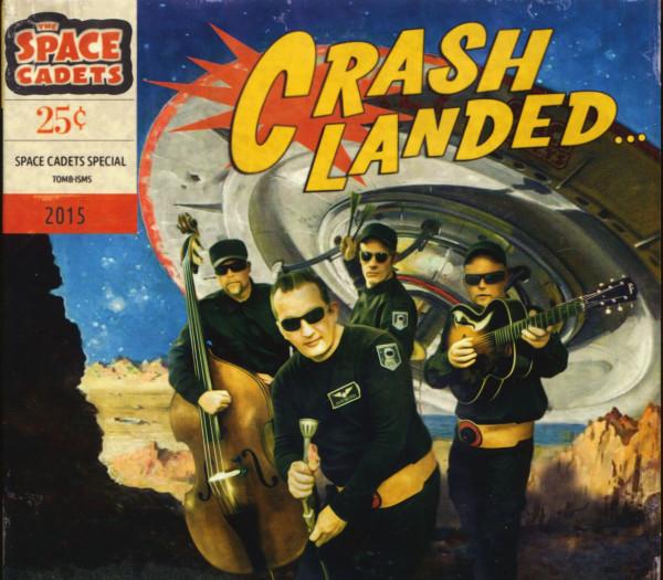 Crash Landed (CD)