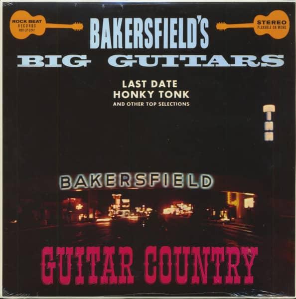 Bakersfield's Big Guitars - Guitar Country (LP)