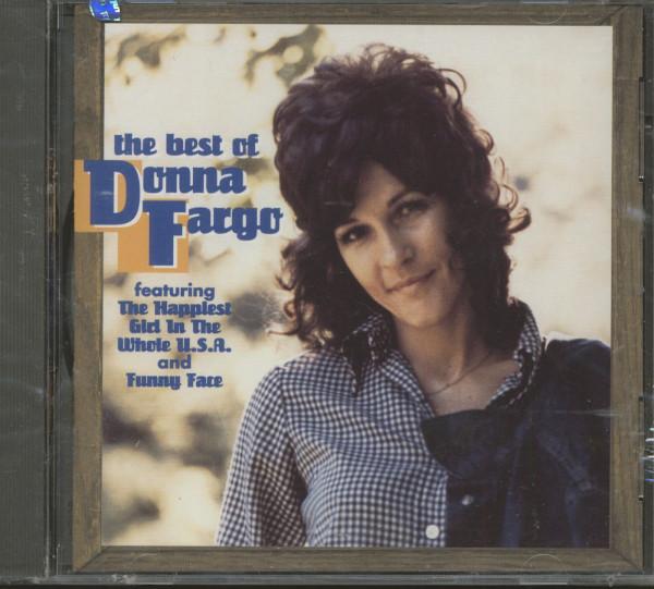 The Best Of Donna Fargo (CD)