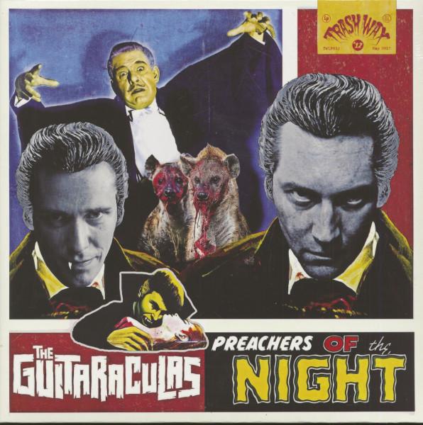 Preachers Of The Night (LP)