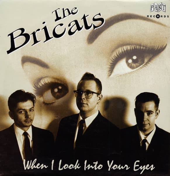 When I Look Into Your Eyes 7inch, 45rpm