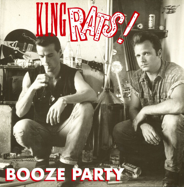 Booze Party (12inch Maxi EP, 45rpm)