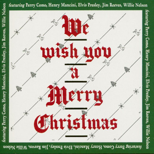 We Wish You A Merry Christmas (CD)