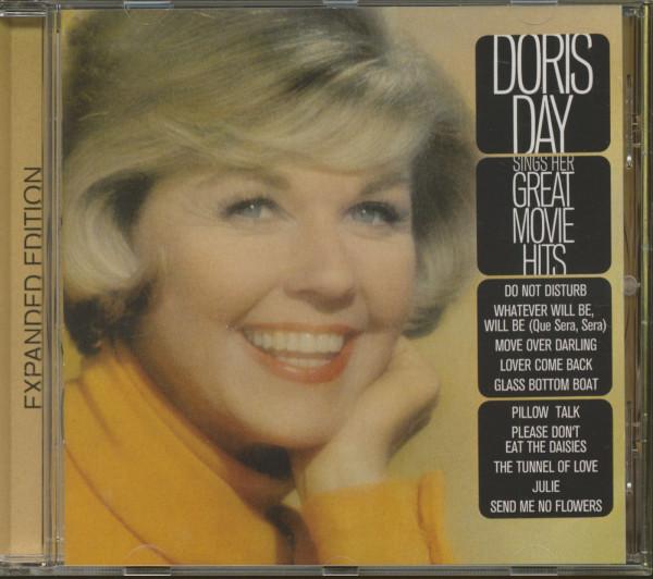 Sings Her Great Movie Hits (CD)