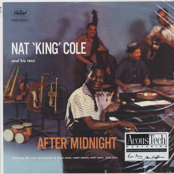 After Midnight 1957(3x180g HQ-Vinyl LP 45RPM)