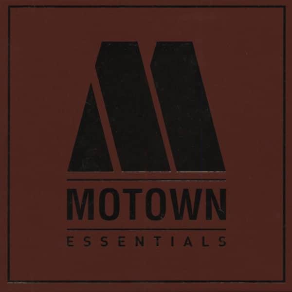 Motown Essentials (8-CD Cube Box)