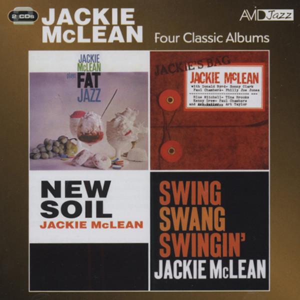 Four Classic Albums (2 CD)