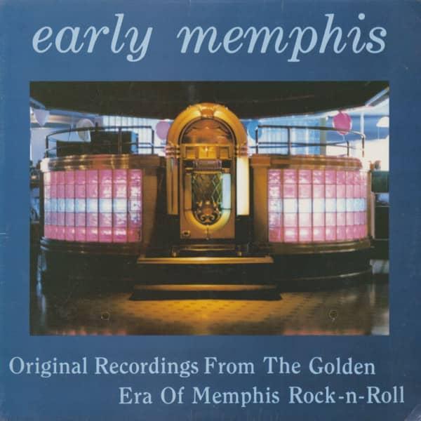Early Memphis - Golden Era Of Memphis Rock & Roll (LP)