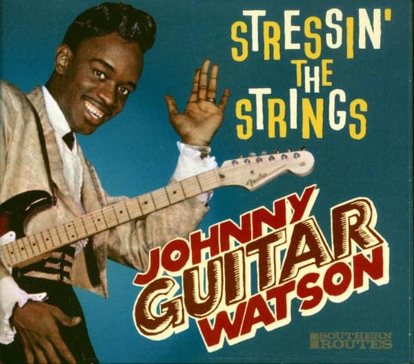 Stressin' The Strings (CD)